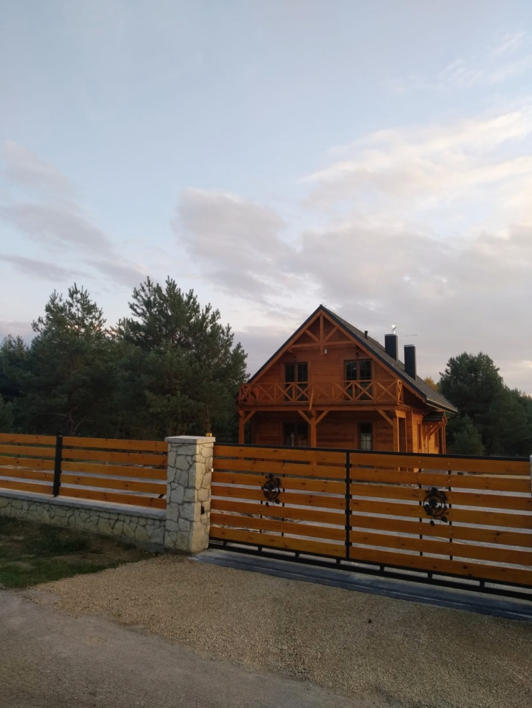 Dom Wypoczynkowy Chata Sosenka